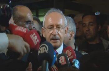 Kılıçdaroğlu: 'Şehidimizin cenazesine katılacağım'