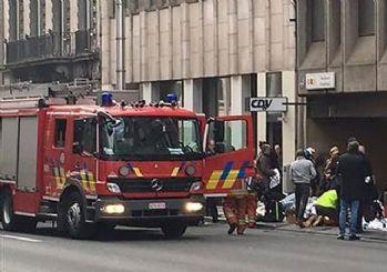 Belçika'da patlama: 1 kişi öldü