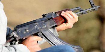 Teröristler Dağlıca'da şantiye bastı
