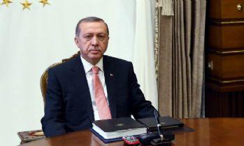 Erdoğan İtalyan mevkidaşı ile görüştü