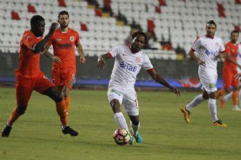 Antalya'da ilk yarıda tek gol