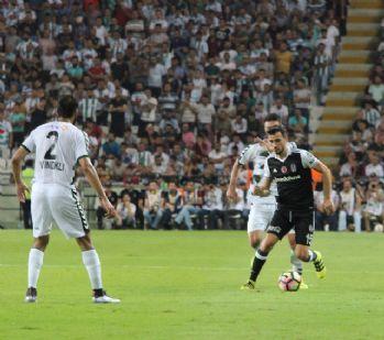 Beşiktaş Konya'da 2 puan bıraktı