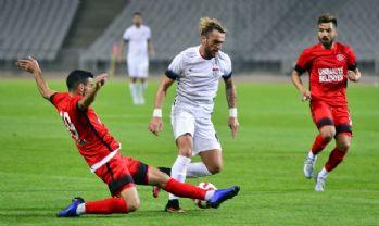 Ümraniyespor Manisaspor maçında kazanan olmadı