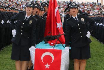 Kadın polisler başörtüsü ile görev yapabilecek