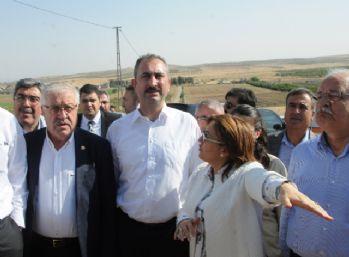 AK Partili Gül: Bayramı Cerablus'ta geçirmeyi düşünüyoruz