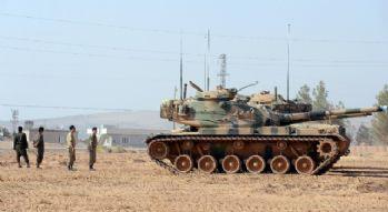 Fırat Kalkanı operasyonunda bir Türk askeri yaralandı