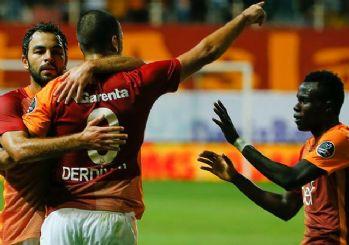 Galatasaray, Akhisar Belediyespor'u deplasmanda mağlup etti