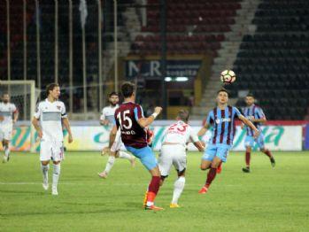 Gaziantep'te ilk yarıda gol yok