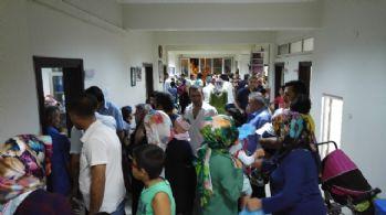 Elbistan'da binlerce kişi suda zehirlendi