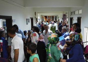 Kahramanmaraş'ta binlerce kişi sudan zehirlendi
