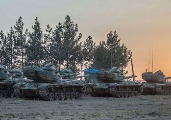 Cerablus'ta 1 tank roketle vuruldu: 3 asker yaralandı