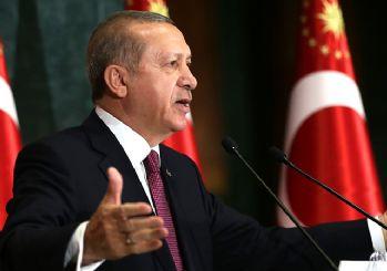 Erdoğan, Beştepe'den Cerablus'a canlı bağlandı