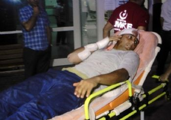 Jandarma Eğitim Alayı'nda kavga: 10 yaralı