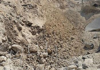 PKK'lı teröristlerin 2 ton patlayıcıyla kurdukları tuzak imha edildi