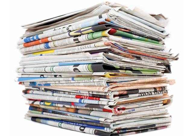 Günün gazete manşetleri (8 Ekim 2015)