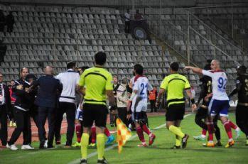 Medicana Sivasspor: 1- Osmanlıspor: 1 (maç sonucu)