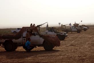 Suriyeli muhaliflerden İdlib'de operasyon: 12 ölü