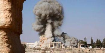 IŞİD bir tapınağı daha havaya uçurdu