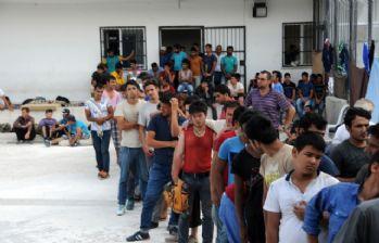 84 kişilik merkezin nüfusu 500'e kadar çıkıyor