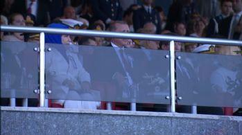 Erdoğan ve Davutoğlu havacıların mezuniyet töreninde