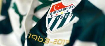 Bursaspor'da bir ayrılık daha