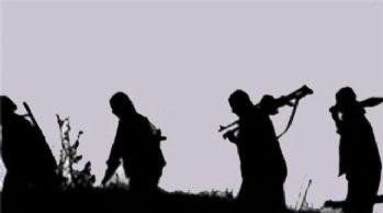 Karakola sızmaya çalışan teröristlerle çatışma