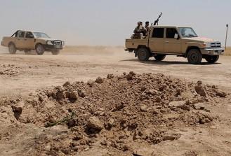 DAEŞ'ten muhaliflere klor gazlı saldırı