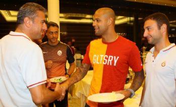 Galatasaray Melo'ya 657 bin 500 euro ödeyecek