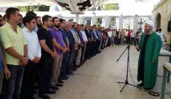 Yunus Koca için Fatih Cami'de gıyabi cenaze namazı