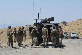 Şırnak'ta üs bölgesine saldırı: 2 asker yaralı