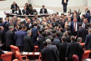CHP'li vekilin hakareti Meclis'i karıştırdı