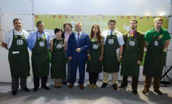 Dünya çay şampiyonasının ilki İstanbul'da başladı