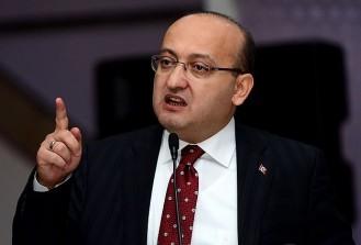 Yalçın Akdoğan'dan Özkök'e sert tepki