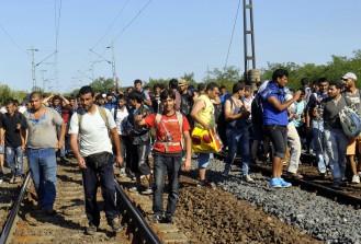 Sığınmacıların ısrarı işe yaradı