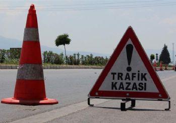 Antalya'da kaza: 2 ölü 1 yaralı