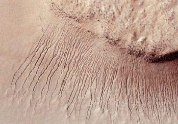 NASA'dan Mars açıklaması