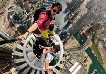 İşte en çılgın selfieler!