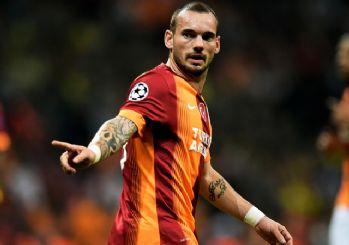 Sneijder'in sözleşmesi uzatıldı