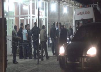 Şantiyeye konulan bomba infilak etti: 1 ölü, 1 yaralı