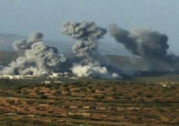 Rusya'nın hava saldırısında 9 sivil öldü!
