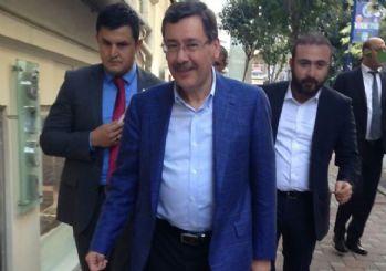 Gökçek Ahmet Hakan'ı ziyaret etti