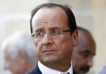 Hollande: Putin müttefikimiz değil