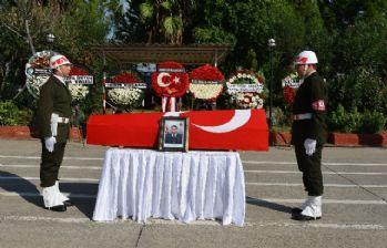 Şehidin cenazesi memleketine uğurlandı