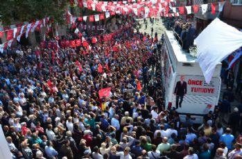 CHP Tokat mitingi iptal edildi