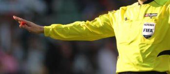 FIFA'dan Türk hakeme görev