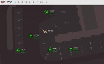 Türkiye'nin ilk entegre uçuş izleme sistemi devrede
