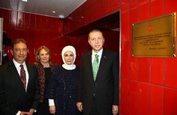 Erdoğan Büyükelçilik binasının açılışını yaptı