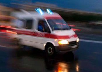 Davutoğlu'nun konvoyunda kaza: 23 yaralı