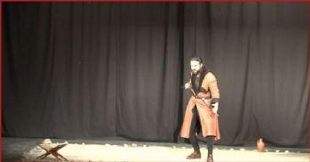 'Şeyh Şamil' ilk kez sahnelendi