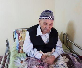 115 yaşındaki Halil dededen sağlık öğütleri